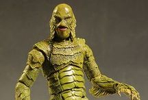 Collecting the Gillman / all-things collectible of the greatest of the Universal Monsters, the Creature from the Black Lagoon