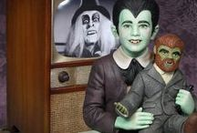 Collecting Pop Culture Maquettes & Statues / collectible status and maquettes from pop culture:  movies, TV, comic books -- monsters, super heros, science fiction, adventure, fantasy, horror