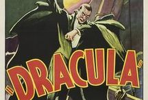 Collecting Classic Monster Movie Posters / vintage movie posters from classic horror, atomic age science fiction and retro fantasy and adventure films