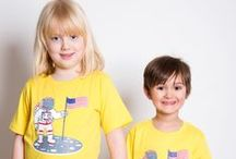 Svaha T-Shirts / T-shirts that celebrate Science, Technology, Engineering, Art, & Math and confront gender stereotypes with bright, fun clothes to allow kids' imaginations to soar!