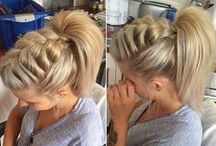 I'm Gonna Braid, Braid, Braid... / Braids!  They are always fun and a great go to hair style if you want to change it up. But sometimes we need inspiration to not go with the same two styles!