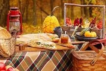 Falling for Autumn / As Summer Ends We Remember How We Long for Fall...