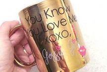 Mugs, Jars, Cups orrr... whatever you named it.