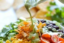 Food: Salats & Dressing