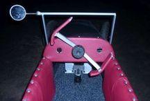 Hot Tot Rod Gokart from Dolne Wymiary / hot tot rod electric gokart  build progress