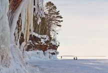 Visual Journey of Seasons / A visual journey of our gorgeous Northwoods.  www.woodlanddevrealty.com