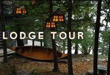 Lodges & Resorts / Family favorite - a vacation @ the lake! #haywardwi woodlanddevrealty.com