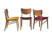 Cadeiras - Móveis de Design / Poltronas desenhadas pelo designer brasileiro Fernando Jaeger para suas duas marcas: Fernando Jaeger Atelier e FJ Pronto pra Levar!