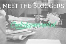 Het bloggersteam 2016 / Wie maken de coeliakiemaand tot een success? Je vind het hier!