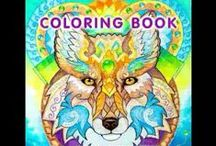 Coloring Book by Nadiya.V / This board is dedicated to the work of an outstanding artist Nadya Vasilkova and her coloring books: https://www.nadiyavasilkova.com https://www.instagram.com/nadiya.vasilkova/ https://www.facebook.com/nadiya.vasilkova