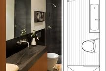 Rooms | Bath, Shower and Toilet