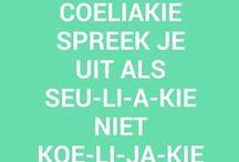 Coeliakiemaand - feitjes / Om coeliakie bekender te maken delen we 10 feiten over coeliakie.