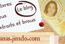 Créations imagistiques :) / Les images que j'ai créé pour moi-même. Je les utilise pour mon site (http://mariefananas.jimdo.com) ou pour facebook, par exemple.