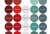 Miyuki Delica 11 Color Palettes / Color palette for fellow beaders. Miyuki Delica size 11 Color Palettes based on the latest Pantone color trends.  #colorpalette #colorscheme #miyukidelica #miyukidelicas #colourpalette #colourscheme