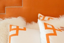 Color Me: Tangerine / by decorBase