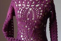 Crochet / by Creatiba Tejidos