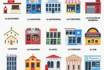 PALABRAS / Materiales para repasar y aprender vocabulario