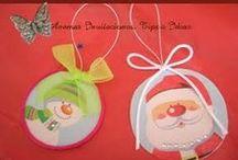 Navidad / tarjetas y manualidades para hacer