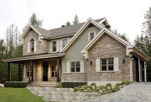 Future Home Plans/Dreams / Home Design / by Ryan Heintzelman