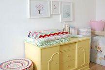 Nursery styles and inspiration. / Cute little spaces for your bubba