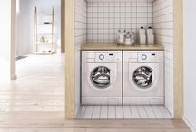 Laundry / Ideas for Beaumaris house