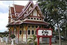 Hua Hin / Hua Hin -  tropical coastline destinations in Thailand.