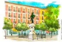 MADRID / Información interesante sobre la ciudad, su historia y las personas que viven y vivieron aquí.