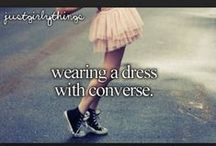 Just little, girly things...