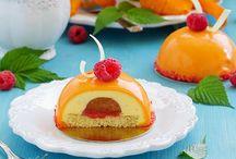 Gâteau, Entremet