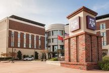 TAMHSC 360° / Welcome to the Texas A&M Health Science Center! Click below to find out more about our story.