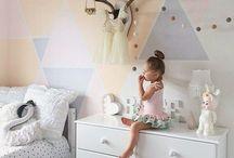 Little girls room / Ideas & inspo for Polly's big girls room.