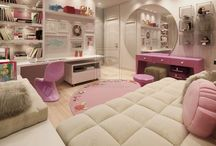 Gyerek szobák / Ezekre a képekre elsősorban gyerekszoba inspirációkként tekintek