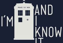 * I'm a Whovian <3 / I'm finally making a separate board for Doctor Who / by Lydia Clinkscales