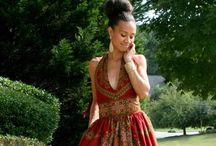 Naturally African Style / displays of natural African Beauty