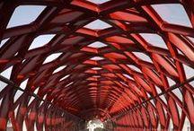Footbridge / Contemporary foodbridges