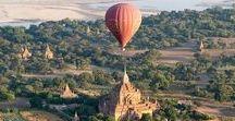 Navigating Myanmar / My favorite tips, tricks, guides, and travel experiences for exploring Myanmar!