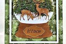 Stampin Up Winter