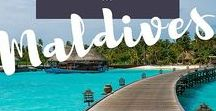 Navigating the Maldives / My favorite tips, tricks, guides, and travel experiences for exploring the Maldives!