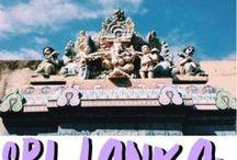 Navigating Sri Lanka