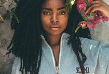 Natural Hair / Natural hair *African & Caribbean*
