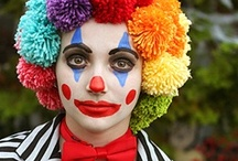 Fun - Costumes & Masks / by Debra Clark