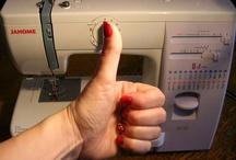Sewing / by Rhianna Cisco