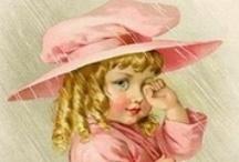 Vintage ~  Kinderen