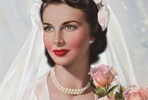 Vintage  ~ Huwelijk