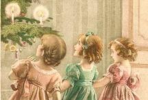Vintage ~ Kerstmis
