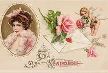 Vintage ~  Valentijn