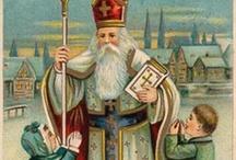 Vintage ~ Sinterklaas