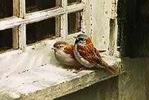 Vintage ~Vogels