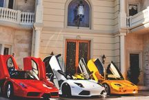 Supercars & Luxury / The most exclusive cars / by Supercars&Luxury