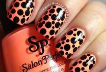Salon Perfect - Blogger Swatches